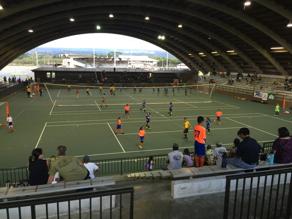 Hilo MiniBig Indoor Soccer Tournament
