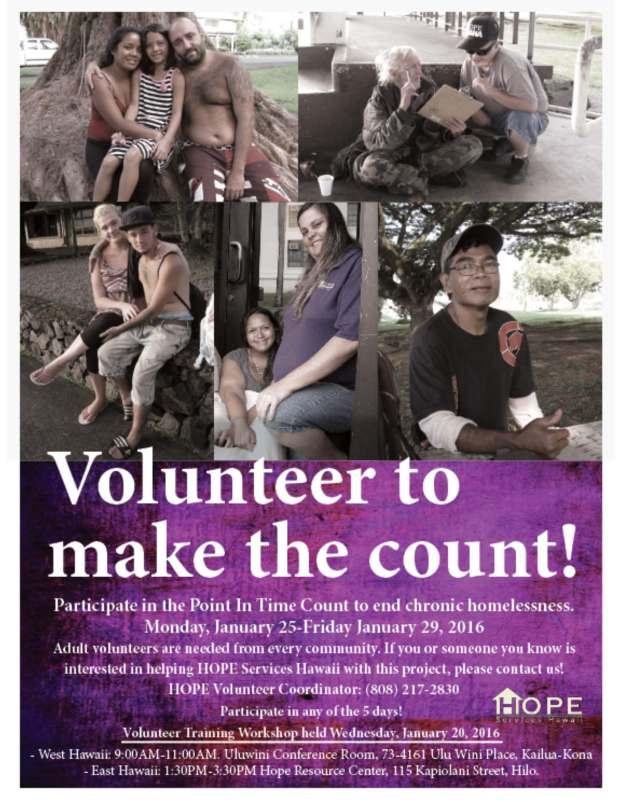 PIT Volunteer