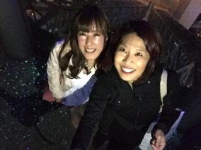 At Umeda Sky Building
