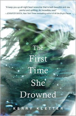 first time she drowned cover
