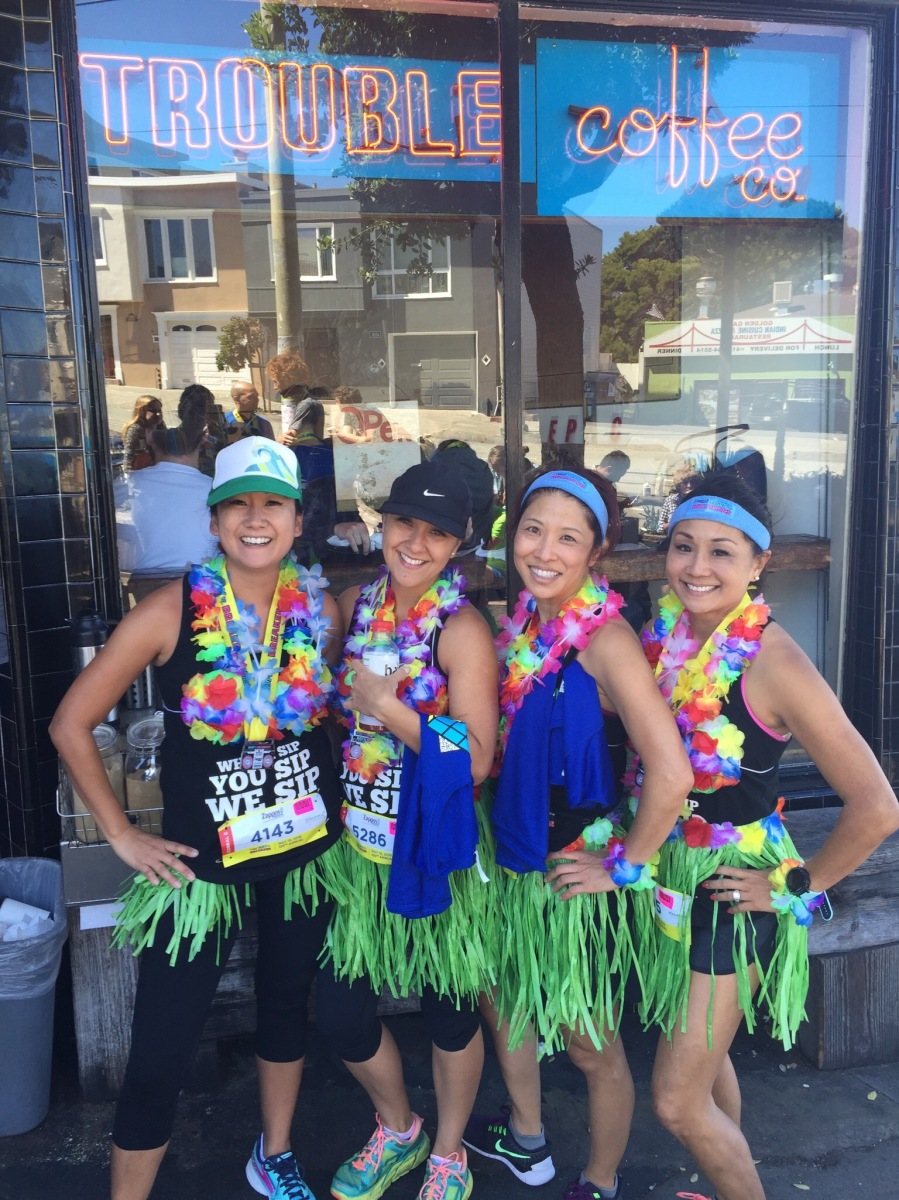 Zappos Bay to Breakers 2016 in San Francisco