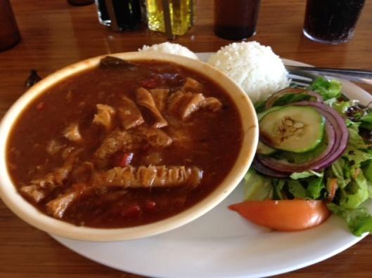 tripe-stew