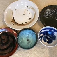 Saturday Holiday Shopping--Pottery Sale, Sig Zane, Hilo High Craft Faire