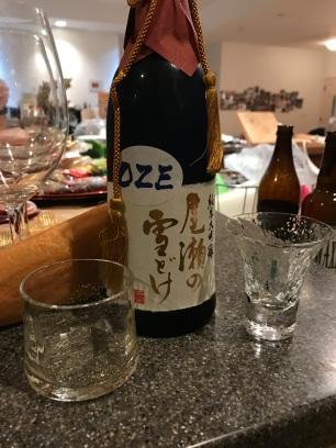 sake-oze