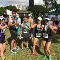 Donʻt chase your dreams, RUN them down! - A first timer's experience at the Honolulu Marathon