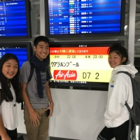 AirAsia from Honolulu to Osaka