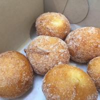 Only in Hilo: KTA's Mochi Doughnuts