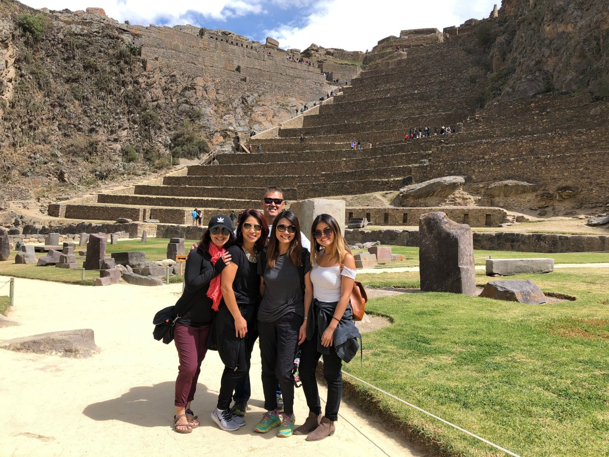 Day 4 in Peru -- Sacred Valley, Cuy, Ollantaytambo