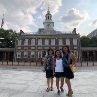 Philadelphia Day 1