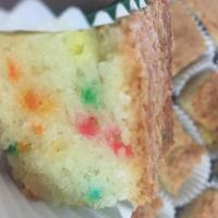 Only Easy: Confetti Butter Mochi