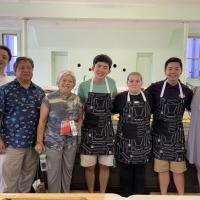 Only In Puna: Puna Hongwanji's Temple Chef Cooking Contest