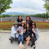 Day 2 Hilo to Hokkaido -- Furano and Biei