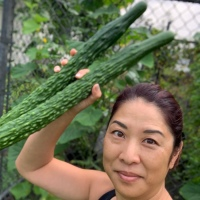 Garden to Table:  Thai-ish Cucumber Salad
