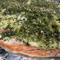 Only Easy: Furikake Salmon