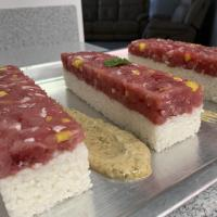 Only Easy: Ahi Tartare -- Inspired by Moon & Turtle