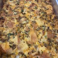 Only Easy: A New Year (or Christmas) Morning Casserole