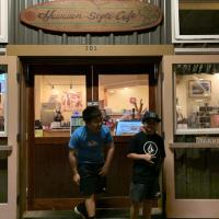 Only in Hilo: Dinner at Hawaiian Style Cafe