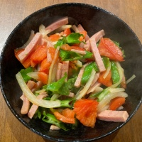 Shelter-In-Place Wing Bean Stir Fry