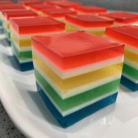 Only Easy: Seven-Layer JELL-O