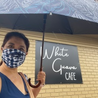Saturday -- Downtown and White Guava Cafe
